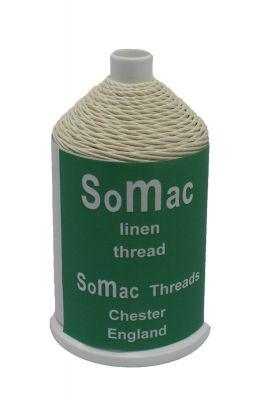 White Brown SOMAC THREAD